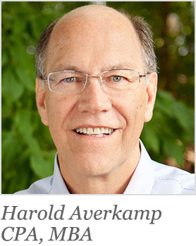 Harold Averkamp, CPA, MBA