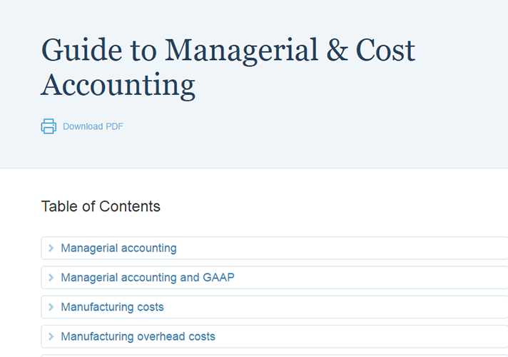 Accounting for pdf cost dummies