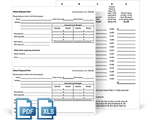 Business Forms | AccountingCoach Pro